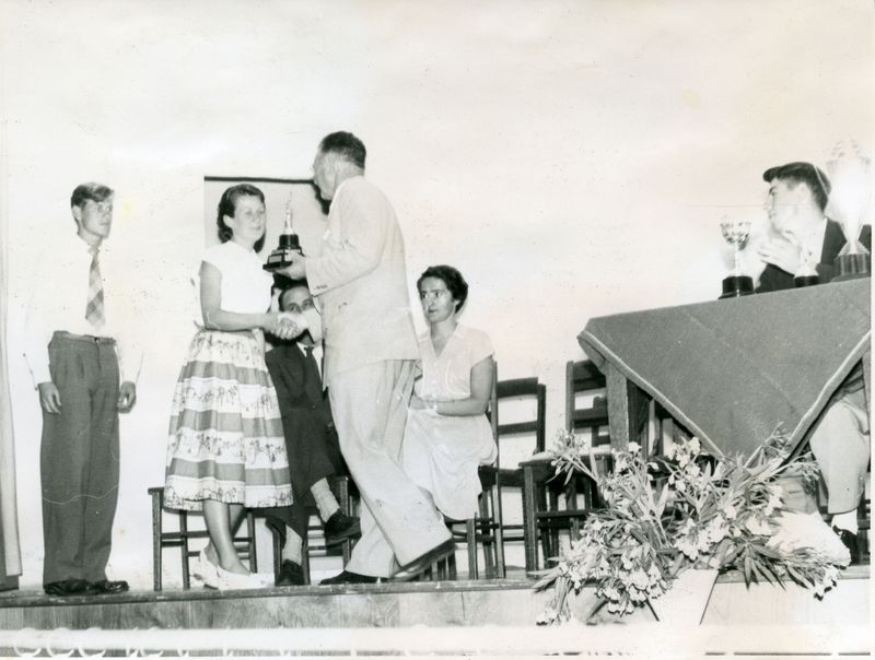 Presentation of Sports Trophies - Open Day 1955.jpg