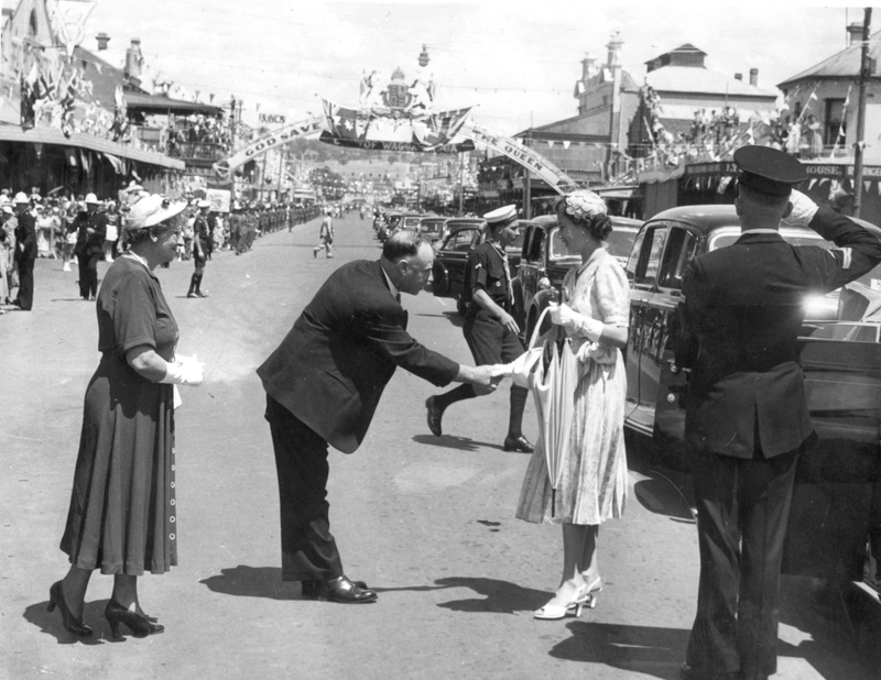 Royal Tour 1954 - Mr and Mrs Graham [RW43.39].jpg