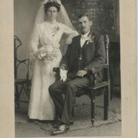 Unidentified Newlyweds