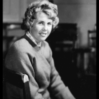 Barbara Todhunter, WWTC Student