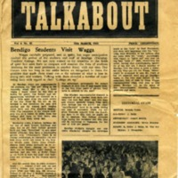 Talkabout, Vol. 6, No. 12