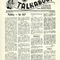 Talkabout, 20 June 1957
