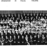 WWTC Graduation Day 1962