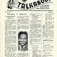 Talkabout, 13 July 1956
