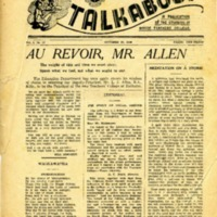 Talkabout, Vol. 4, No. 14