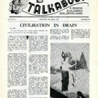 Talkabout, Vol. 19 No. 1