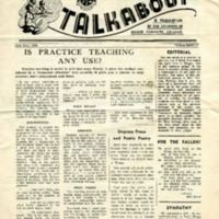 Talkabout, 14 May 1958