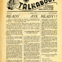 Talkabout, Vol. 10, No. 11