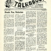 Talkabout, 18 April 1957