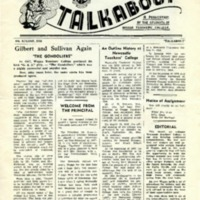 Talkabout, 6 August 1956