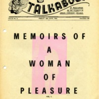 Talkabout, Vol. 23 No. 3