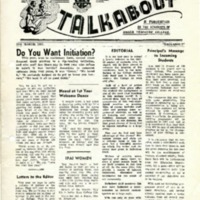 Talkabout, 29 March 1957