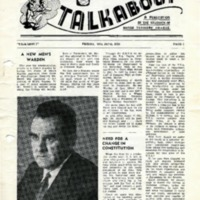 Talkabout, 26 June 1959