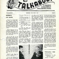 Talkabout, 20 July 1959