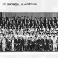 WWTC Graduation Day 1961