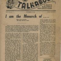Talkabout, Vol. 2, No. 27