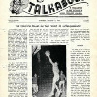 Talkabout, 11 August 1959