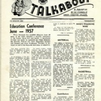 Talkabout, 7 August 1957