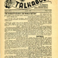 Talkabout, Vol. 5 No. 6