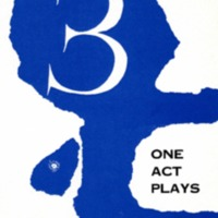 """Three One-Act Plays"""