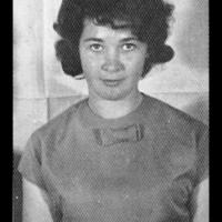 Joan Baker, WWTC student