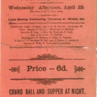 Sports Programmes from Junee and Coolamon