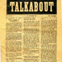 Talkabout, Vol. 6, No. 17