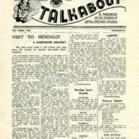 Talkabout, 20 April 1956