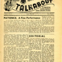Talkabout, Vol. 5, No. 7