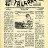 Talkabout, Vol. 21 No. 3