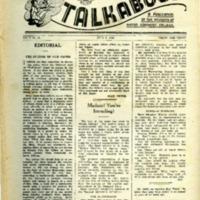 Talkabout, Vol. 2, No. 11