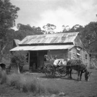 Harris' Hut