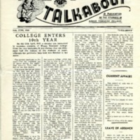 Talkabout, 15 June 1956