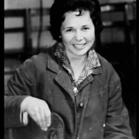 Valma Challenor, WWTC Student