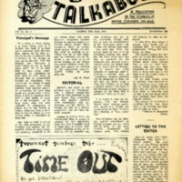Talkabout, Vol. 20 No. 2