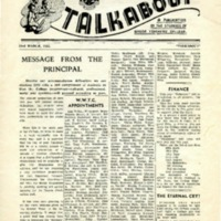 Talkabout, 23 March 1956