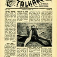 Talkabout, Vol. 20 No. 3