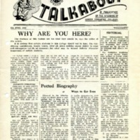 Talkabout, 8 June 1958