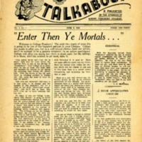 Talkabout, Vol. 4, No. 7
