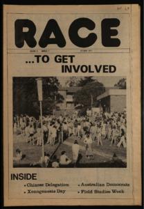 RACE (Vol. 6, No. 8)