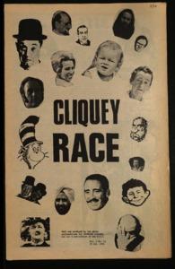 RACE (Vol. 3, No. 14)