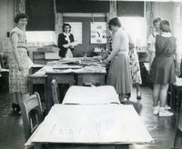 College Open Day 1955 - Infants Education Display.jpg