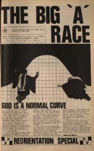 RACE (Vol. 2, No. 9)