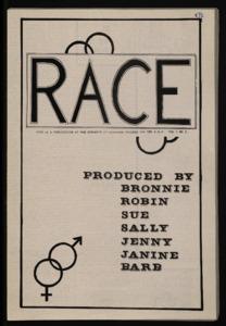 RACE (Vol. 5, No.3)