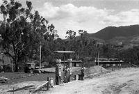 Jack Bridles' Service Station, Talbingo