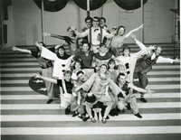 Cast of 'Barnum' by Rivcoll Drama