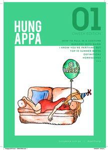 Hungappa - 2016, Issue 1, O Week.pdf