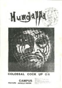 Hungappa - 1989, Volume 1, Number 1.pdf