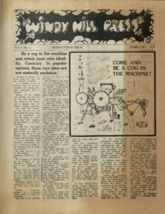 Windy Hill Press - Vol 4 No 1