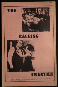 RACE (Vol. 3, No. 11)
